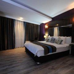 Yucel Hotel Турция, Усак - отзывы, цены и фото номеров - забронировать отель Yucel Hotel онлайн комната для гостей фото 4
