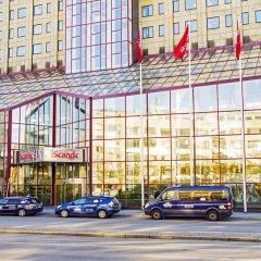 Отель Scandic Triangeln Швеция, Мальме - 1 отзыв об отеле, цены и фото номеров - забронировать отель Scandic Triangeln онлайн парковка