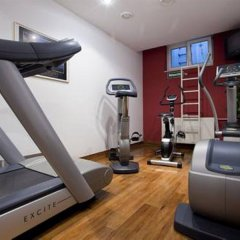 Отель 4Mex Inn Мюнхен фитнесс-зал фото 4