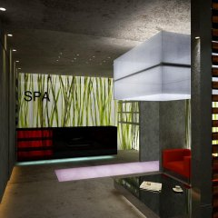 Отель Voco Dubai ванная