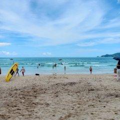 Отель Patong Beach Luxury Condo пляж фото 2