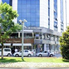 Ismira Hotel парковка
