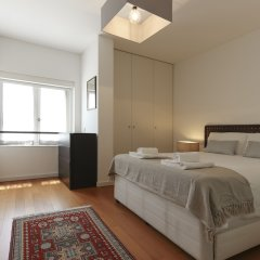 Отель Downtown Chiado By Homing Лиссабон комната для гостей фото 4