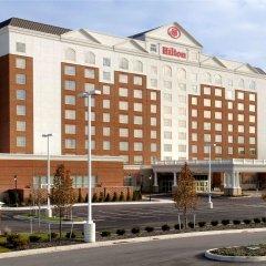 Отель Hilton Columbus/Polaris США, Колумбус - отзывы, цены и фото номеров - забронировать отель Hilton Columbus/Polaris онлайн вид на фасад