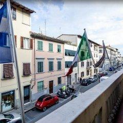 Отель Leopolda Италия, Флоренция - отзывы, цены и фото номеров - забронировать отель Leopolda онлайн балкон