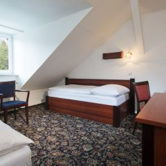 Отель Chateau Monty Spa Resort Чехия, Марианске-Лазне - отзывы, цены и фото номеров - забронировать отель Chateau Monty Spa Resort онлайн комната для гостей фото 3