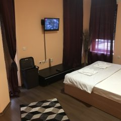 Апартаменты Apartment Perushtiza комната для гостей фото 2