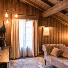 Chalet Hotel le Castel комната для гостей фото 5