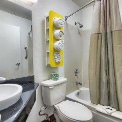 Отель Motel 6 Columbus West ванная
