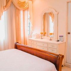 Отель Boutique Casa Jardines Гондурас, Сан-Педро-Сула - отзывы, цены и фото номеров - забронировать отель Boutique Casa Jardines онлайн ванная
