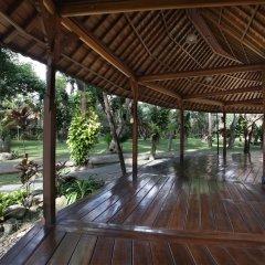 Отель Matahari Bungalow фитнесс-зал