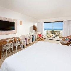 Отель Sol Beach House at Melia Fuerteventura - Adults Only комната для гостей