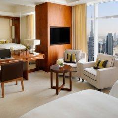 Отель JW Marriott Marquis Dubai комната для гостей фото 3