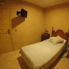 Отель Hostal La Casa de Enfrente комната для гостей фото 2
