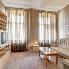 Апартаменты STN Apartments on Nevsky prospect Санкт-Петербург комната для гостей фото 17