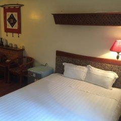 Отель Thai Binh Sapa Hotel Вьетнам, Шапа - отзывы, цены и фото номеров - забронировать отель Thai Binh Sapa Hotel онлайн комната для гостей