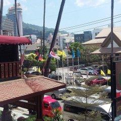 Отель Royal Phawadee Village Патонг