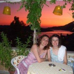 Отель Aphrodite Pansiyon Каш фото 10