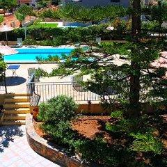 Отель Villa Medusa Греция, Херсониссос - отзывы, цены и фото номеров - забронировать отель Villa Medusa онлайн фото 24