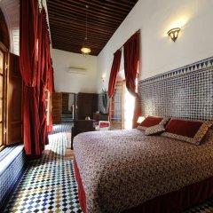 Отель Riad au 20 Jasmins Марокко, Фес - отзывы, цены и фото номеров - забронировать отель Riad au 20 Jasmins онлайн комната для гостей фото 3