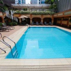 Hotel Grand Pacific бассейн фото 2