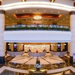 Отель Ramada Plaza Shanghai Pudong Airport Китай, Шанхай - отзывы, цены и фото номеров - забронировать отель Ramada Plaza Shanghai Pudong Airport онлайн интерьер отеля фото 3
