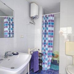 Отель Blue Marine Casa Esclusiva al Ciolo Гальяно дель Капо ванная