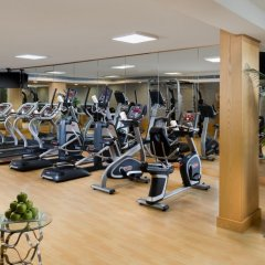 Апартаменты Savoy Crest Apartments Дубай фитнесс-зал