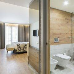 Отель Acta The Avenue Португалия, Порту - отзывы, цены и фото номеров - забронировать отель Acta The Avenue онлайн ванная