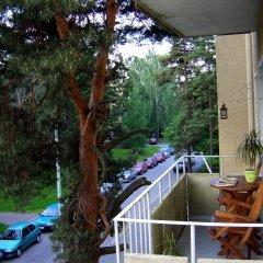 Отель Wonderful Helsinki Apartment Финляндия, Хельсинки - отзывы, цены и фото номеров - забронировать отель Wonderful Helsinki Apartment онлайн балкон