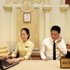 Отель Hanoi Posh Hotel Вьетнам, Ханой - отзывы, цены и фото номеров - забронировать отель Hanoi Posh Hotel онлайн интерьер отеля фото 2