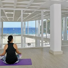 Отель Sol Beach House Mallorca - Adult Only фитнесс-зал фото 4