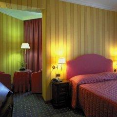 Hotel Federico II Джези комната для гостей