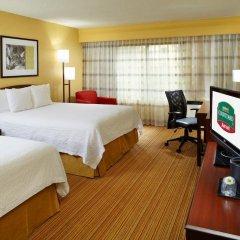 Отель Courtyard Columbus Airport США, Колумбус - отзывы, цены и фото номеров - забронировать отель Courtyard Columbus Airport онлайн комната для гостей