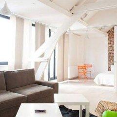 Апартаменты Apartments Smartflats Saint-Géry Garden Flats Брюссель интерьер отеля фото 2