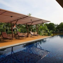 Отель 4 BR Private Villa in V49 Pattaya w/ Village Pool Таиланд, Паттайя - отзывы, цены и фото номеров - забронировать отель 4 BR Private Villa in V49 Pattaya w/ Village Pool онлайн фото 4