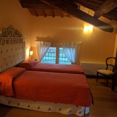 Отель Villa Ghislanzoni Италия, Виченца - отзывы, цены и фото номеров - забронировать отель Villa Ghislanzoni онлайн комната для гостей фото 3