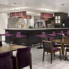 Отель Radisson Blu Edinburgh гостиничный бар