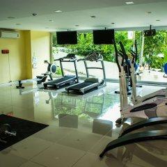 Отель Laguna Heights Pattaya Таиланд, Паттайя - отзывы, цены и фото номеров - забронировать отель Laguna Heights Pattaya онлайн фитнесс-зал фото 2