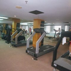 Отель Ebina House Бангкок фитнесс-зал фото 3