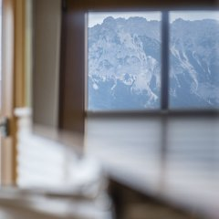 Отель Sonnenalm Mountain Lodge бассейн