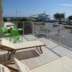 Отель Riva e Mare Италия, Римини - отзывы, цены и фото номеров - забронировать отель Riva e Mare онлайн балкон