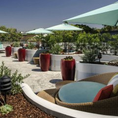 Отель Sofitel Los Angeles at Beverly Hills бассейн фото 2