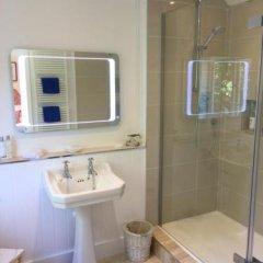 Отель Tirol House Великобритания, Пулборо - отзывы, цены и фото номеров - забронировать отель Tirol House онлайн ванная фото 2