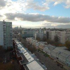 Гостиница Hanaka Библиотечная 17 в Москве отзывы, цены и фото номеров - забронировать гостиницу Hanaka Библиотечная 17 онлайн Москва балкон