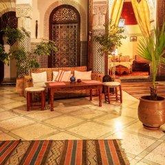 Отель Riad Razane Марокко, Фес - отзывы, цены и фото номеров - забронировать отель Riad Razane онлайн интерьер отеля