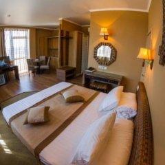 Гостиница La Terrassa 3* Стандартный номер с двуспальной кроватью фото 12