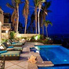 Отель Villas del Mar Terraza 372 Мексика, Сан-Хосе-дель-Кабо - отзывы, цены и фото номеров - забронировать отель Villas del Mar Terraza 372 онлайн бассейн фото 3