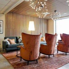 Clarion Collection Hotel Helma интерьер отеля