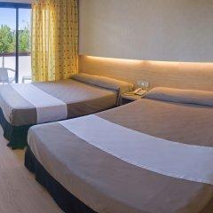 Отель Eurosalou & Spa Испания, Салоу - 4 отзыва об отеле, цены и фото номеров - забронировать отель Eurosalou & Spa онлайн комната для гостей фото 5